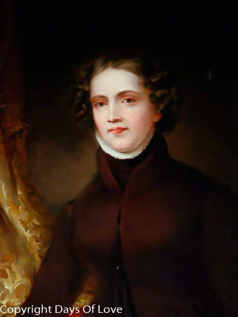 Anne Lister of Shibden Hall (1791–1840) ,  Joshua Horner (1812–1884) (attributed to) ,  Calderdale Metropolitan Borough Council