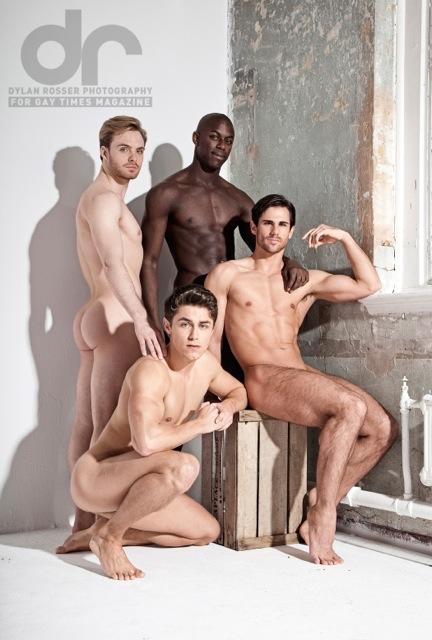 Gay Nude Magazine 2