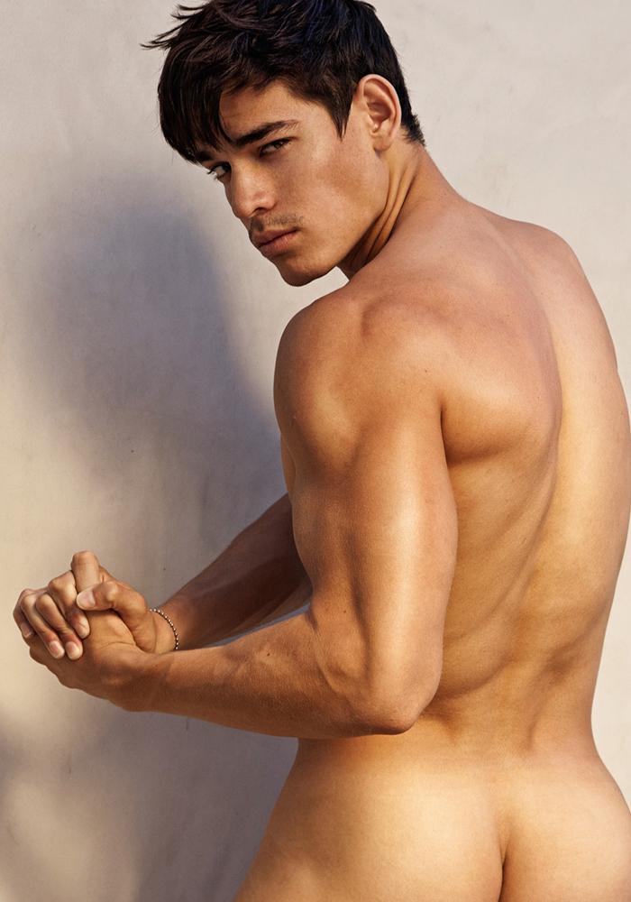 en model Bobby Hart