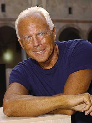 Giorgio Armani Born July 11 1934 Elisa Rolle Livejournal