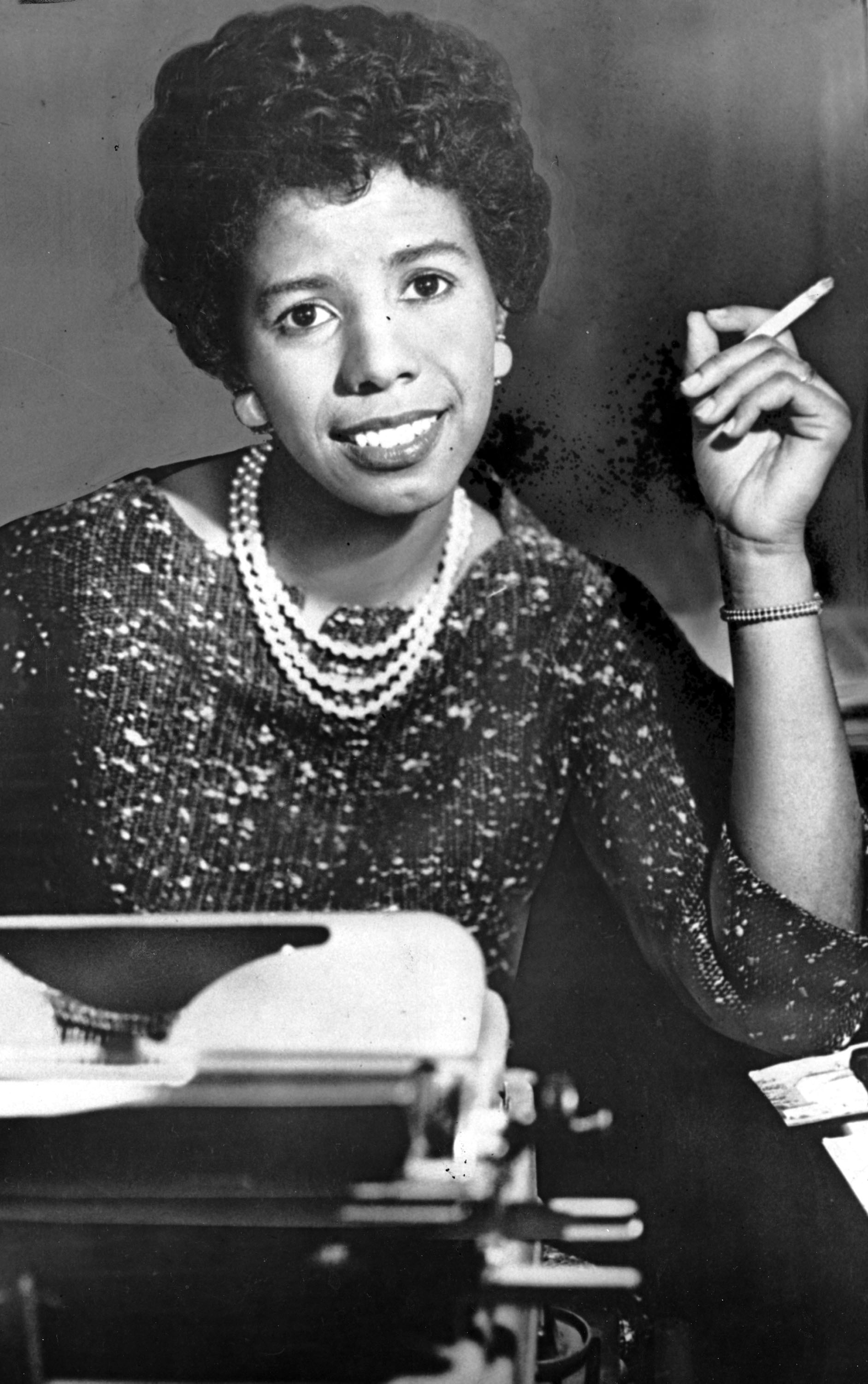 a biography of lorraine hansberry a very inspiring black female writer Lorraine hansberry: artist, public intellectual of the lorraine hansberry literary trust to a new black audience to the theatre hansberry's.