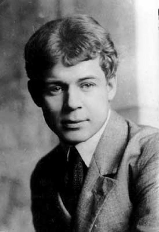 С.А. Есенин (1895 - 1925)